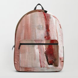 Abstract Horse Backpack