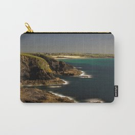Trevose Head to Constantine Bay, Cornwall, UK Carry-All Pouch