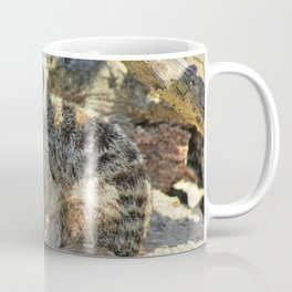 Sitting in the Shade Coffee Mug