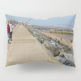 Out for a walk Pillow Sham