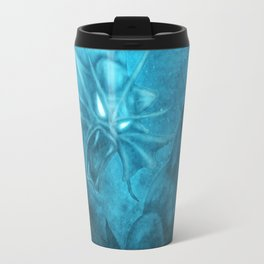 Gyarados Attacking a Pirate Ship Travel Mug