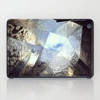 mirror iPad Cases featuring mirror by Nat Alonso
