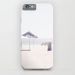 At the Beach (four) iPhone Case