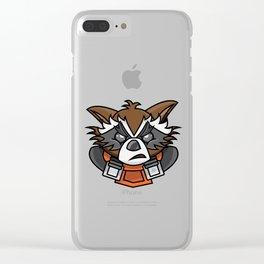 Trash Panda? Clear iPhone Case