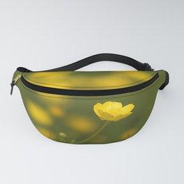 Warm buttercups Fanny Pack