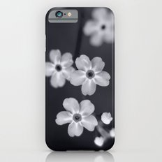 Forget me not BW iPhone 6s Slim Case