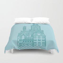 Stockholm (Cities series) Duvet Cover