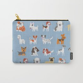 ENGLISH DOGS Carry-All Pouch