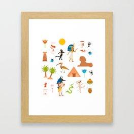 Ancient Egypt Framed Art Print