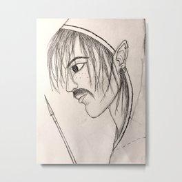 Robin Hood Metal Print