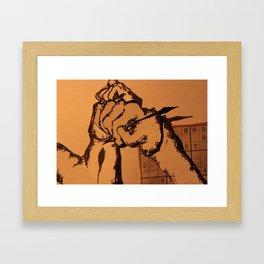 Suduko (WaterWings Framed Art Print
