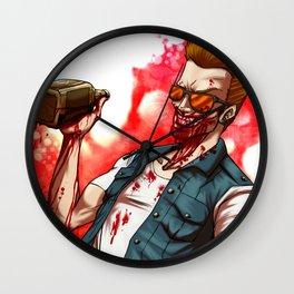 Cassidy - Preacher Wall Clock