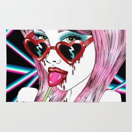 Laser Lolita Rug