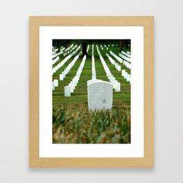 Arlington Framed Art Print