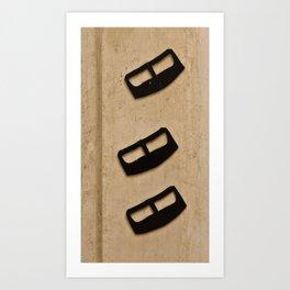 Three Wise Yadoo's  Art Print