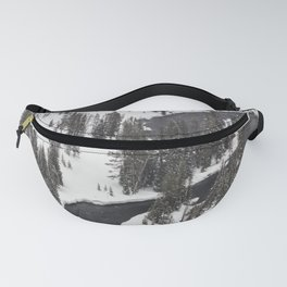 Yellowstone National Park - Lewis River Fanny Pack