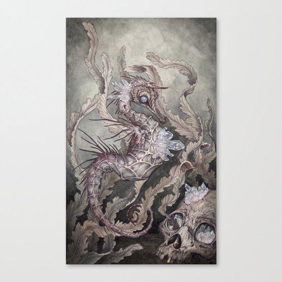 When the Seas Rise Canvas Print