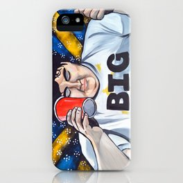 Martha Dumptruck iPhone Case