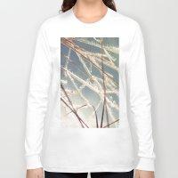 frozen Long Sleeve T-shirts featuring Frozen by Dianthusa