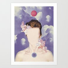 COSMIC PORTRAITS//05 Art Print