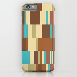 Songbird Santa Fe iPhone Case