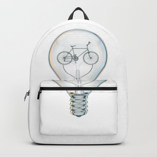 Light Bicycle Bulb by grandeduc