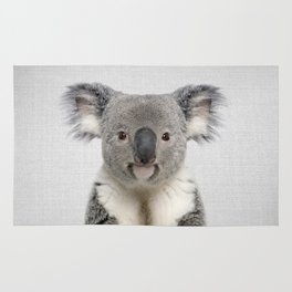 Koala 2 - Colorful Rug
