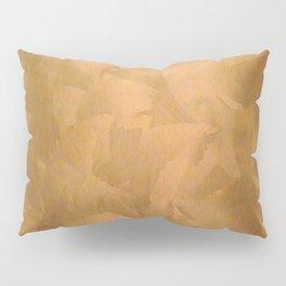 Beautiful Copper Metal - Corporate Art - Hospitality Art - Modern Art Pillow Sham