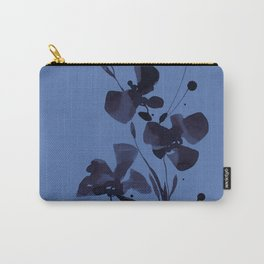 Organic Impressions 334t by Kathy Morton Stanion Carry-All Pouch