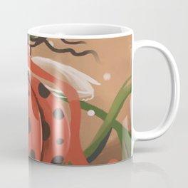 Ladybug Fantasy Coffee Mug