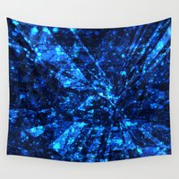 breaking Wall Tapestries featuring Breaking by 13Halliwell