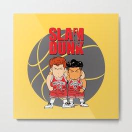 SlamDunk Metal Print