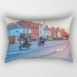 Motor-bikers Rectangular Pillow