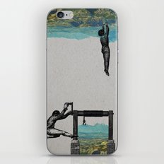 Territoire2 iPhone & iPod Skin