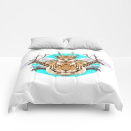 Cryptozoology Comforters