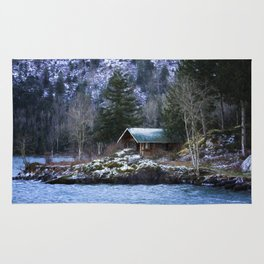 Landscape Art - Get Away From It All Rug