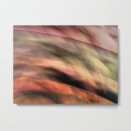 Surreal Hills Metal Print