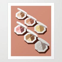 Fenty Beauty Art Print