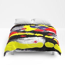 Os multicolor Comforters