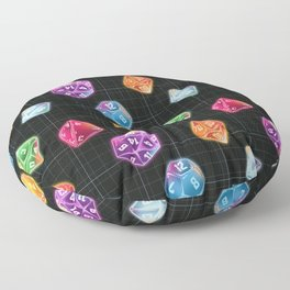 Dungeon Master Dice Floor Pillow