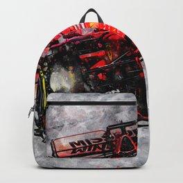 Sebastian Vettel 2019 Backpack
