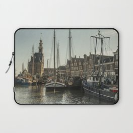 Port in the Netherlands Laptop Sleeve