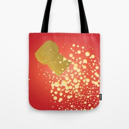Flying Cork Tote Bag
