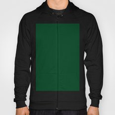 Forest green (traditional) Hoody