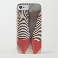 dorothy iPhone & iPod Cases featuring Dorothy by elle moss