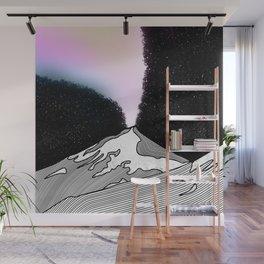 Pavlof Volcano Wall Mural