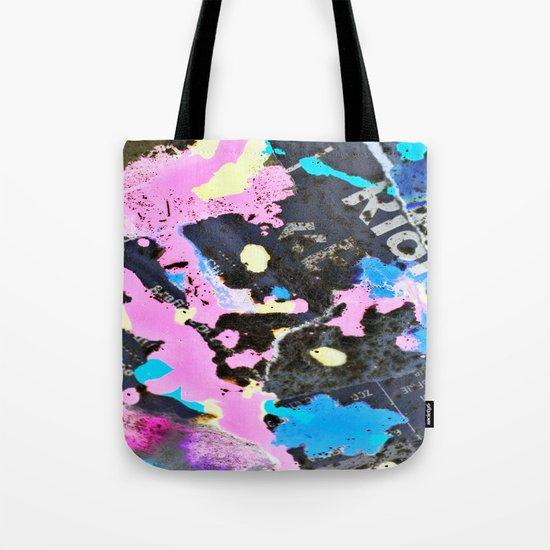 Art abstract # #### Tote Bag
