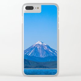 Kamchatka, Koryaksky Volcano Clear iPhone Case