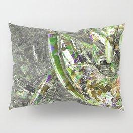 abstrakt 1 Pillow Sham