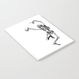 DANCING SKULL Notebook